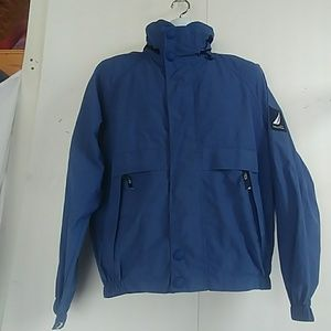 Nautical Men's Windbreaker Jacket